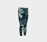 The Nearness of You - Youth Leggings - kenbonnerart