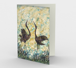 And I Will Always Love You - Blank Greeting Cards - kenbonnerart