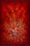Birth of Passion (Print on Fine Art Paper) - kenbonnerart
