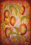 Mango Season 2 (Print on Fine Art Paper) - kenbonnerart