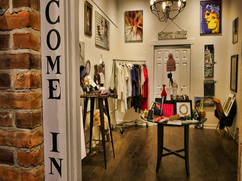 Art Gallery Red Bank Artisan Collective