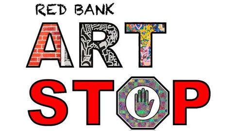 Red Bank New Jersey Art Stop Events