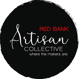 red bank artisan collective art jewelry vintage recycled