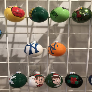 Holiday Ornaments - Single Order