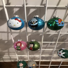 Holiday Ornaments - 12 for $80