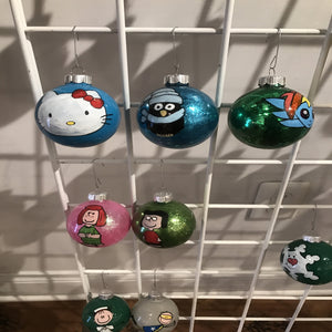 Holiday Ornaments - 12 for $60