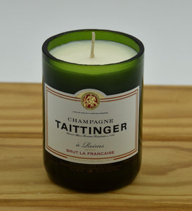 Taittinger Champagne Scented Candle