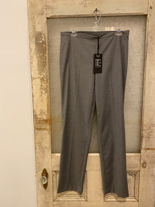 Tricot Chic Light Gray Trouser