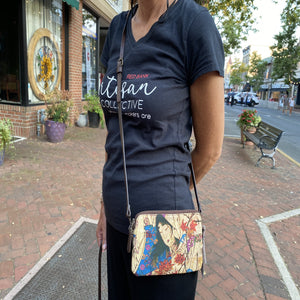 Artwork Bags - Crossbody, Canvas, Folding Totes, and More!