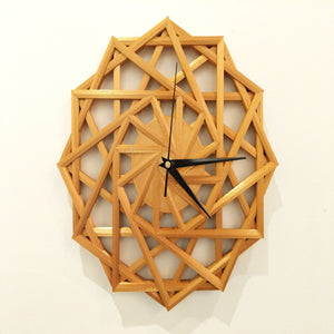3D Quadrilateral Clocks