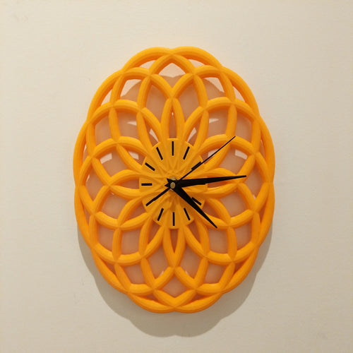 3D Cycle Clocks
