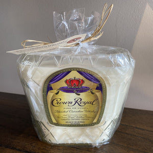 Crown Royal Scented Candle