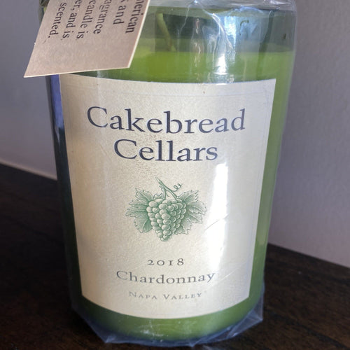 Cakebread Cellars Scented Candle