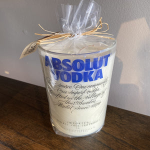 Absolut Vodka Scented Candle
