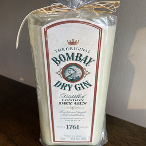 Bombay Dry Gin Scented Candle