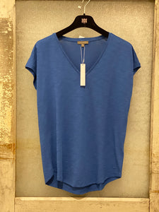 Lilla / P Blue Top