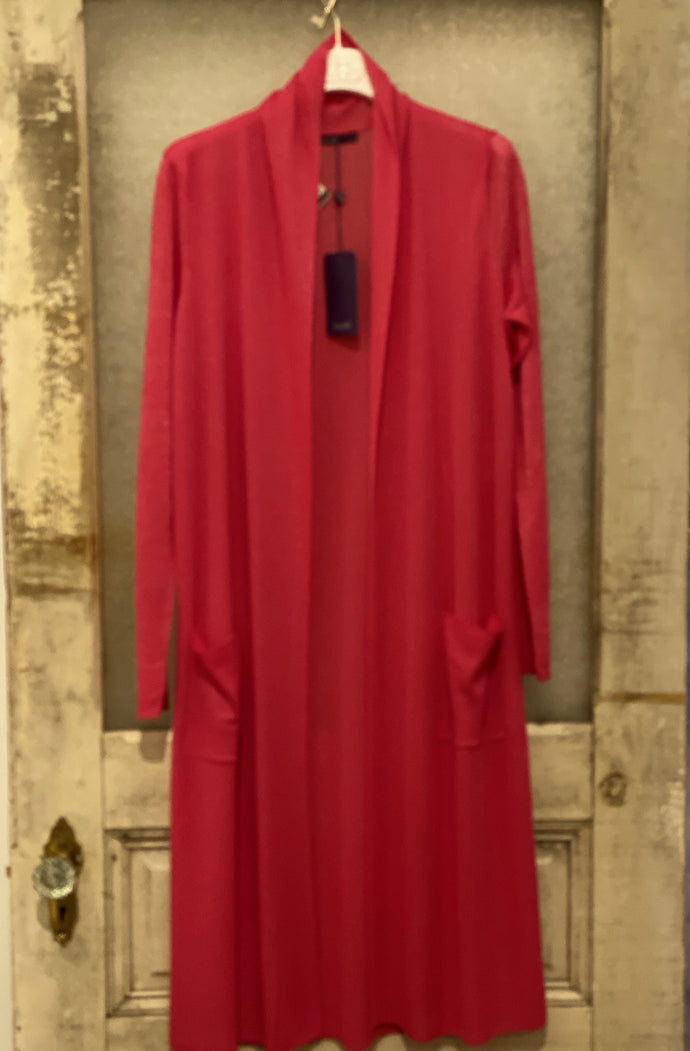 Laurel Hot Pink Duster