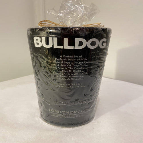 Bulldog Scented Candle