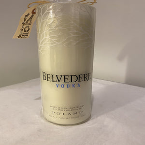 Belvedere Vodka Scented Candle