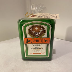 Jaegermeister Scented Candle