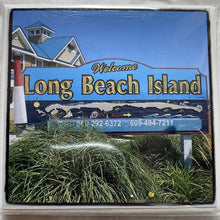 New Jersey Favorite Beach Coasters