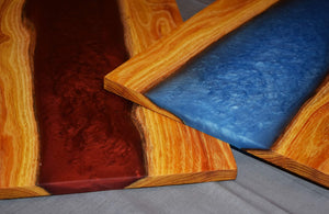 Colored Resin Boards