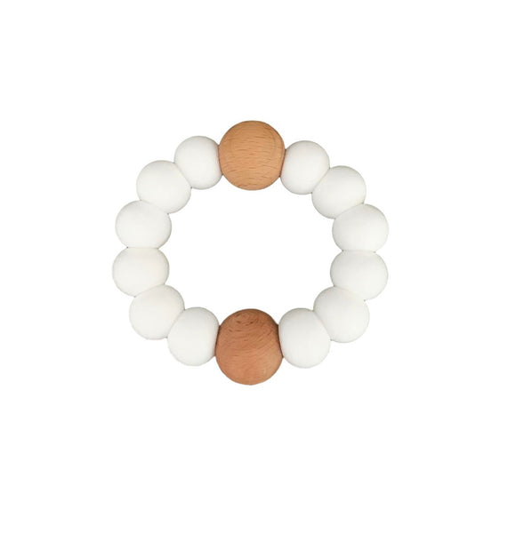 Luna Teether | White