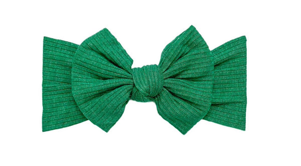 Ribbed Knot | Emerald