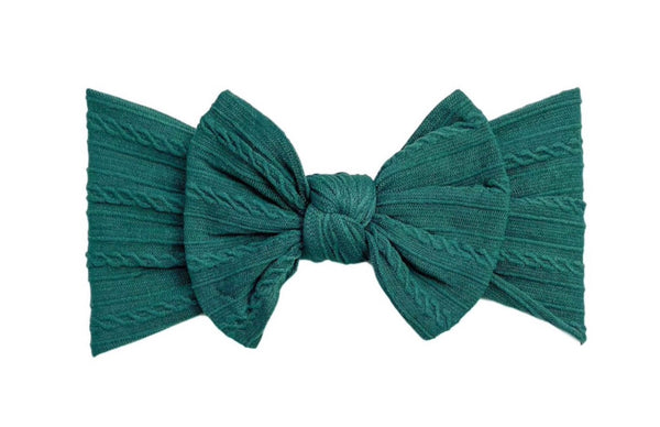 Everything Cable Knot | Emerald