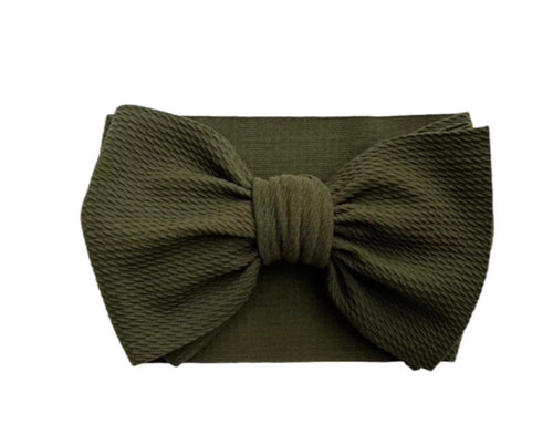 Big Bella Wrap | Army Green