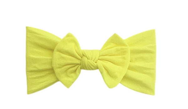 Everything Knot | Neon Yellow