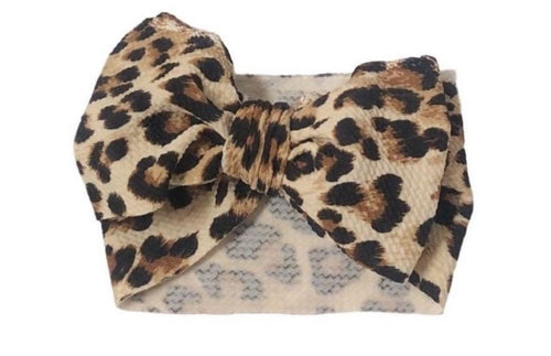 Big Bella Wrap | Leopard