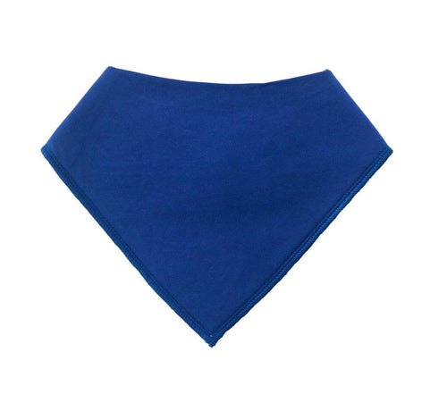 Bandana Bib | Dark Blue