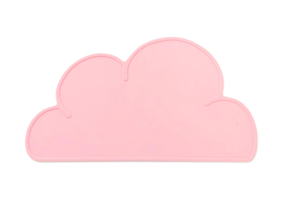 Cloud Everything Mat | Pink