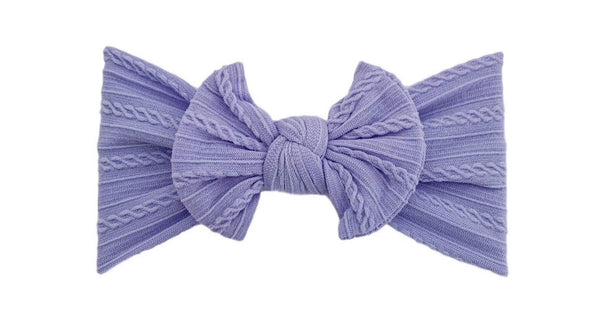 Everything Cable Knot | Periwinkle