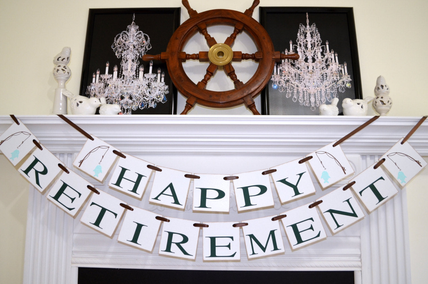 lovely com for decor retirement decorations hospicehelpnow table party from source elegant sourcebooksandparty of