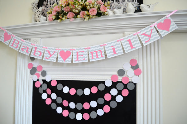 Welcome Baby Banner Baby Shower Banner Baby Shower Baby Shower Deco Dc Banner Designs