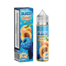 Blazz E Liquid- Peach 60mL
