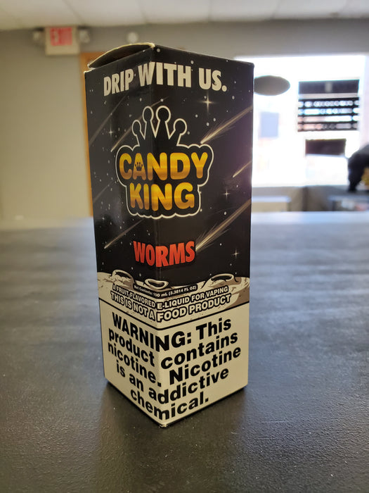 Candy King E-Liquid Worms - Discount Vape 360 Enfield CT