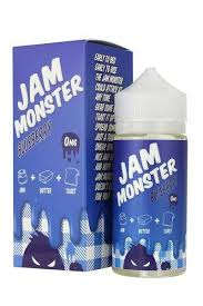 Jam Monster E-Liquid| Blueberry jam