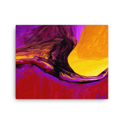 Desert Dawn - Canvas Print