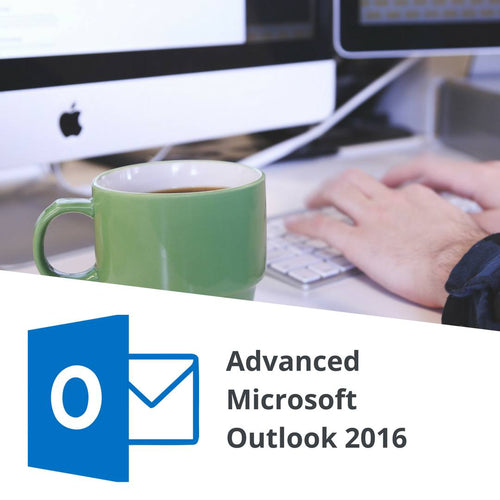 Advanced Microsoft Outlook 2016 - Code Chiefs