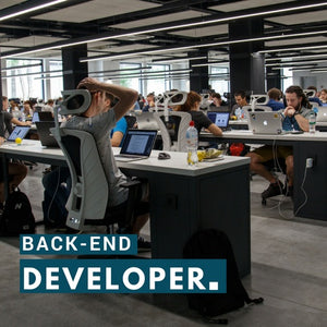 Back End Developer - Code Chiefs