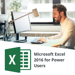 Excel 2016 for Power Users - Code Chiefs