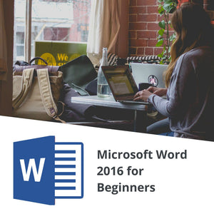 Microsoft Word 2016 for Beginners - Code Chiefs