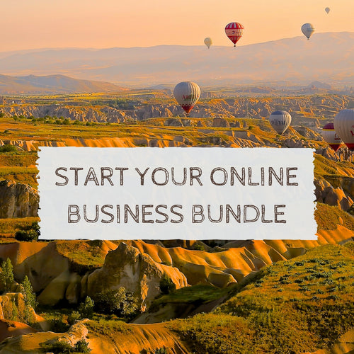 Start Your Online Business Bundle - Code Chiefs