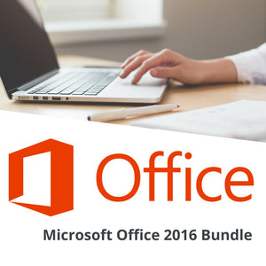 The Complete MS Office 2016 Bundle - Code Chiefs