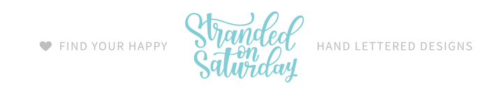 Stranded On Saturday