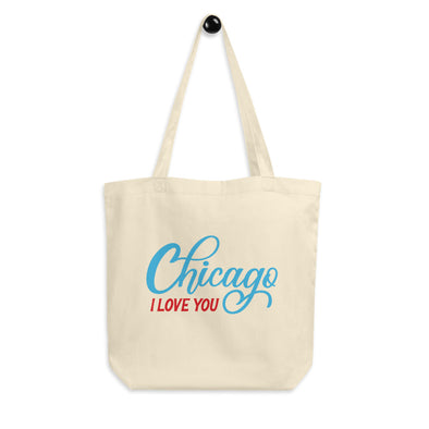 Chicago I Love You Tote Bag