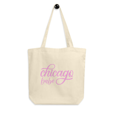 Chicago Babe Tote Bag